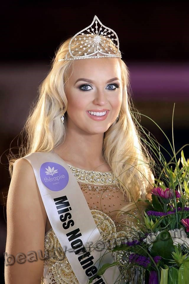 Leanne McDowell Miss Northern Ireland-2015 photo
