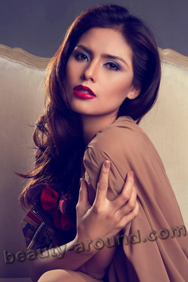 Hillarie Parungao Miss Philippines-2015 photo