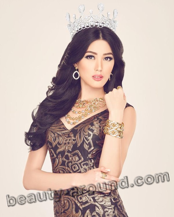 Miss Indonesia 2016 Natasha Mannuela photo