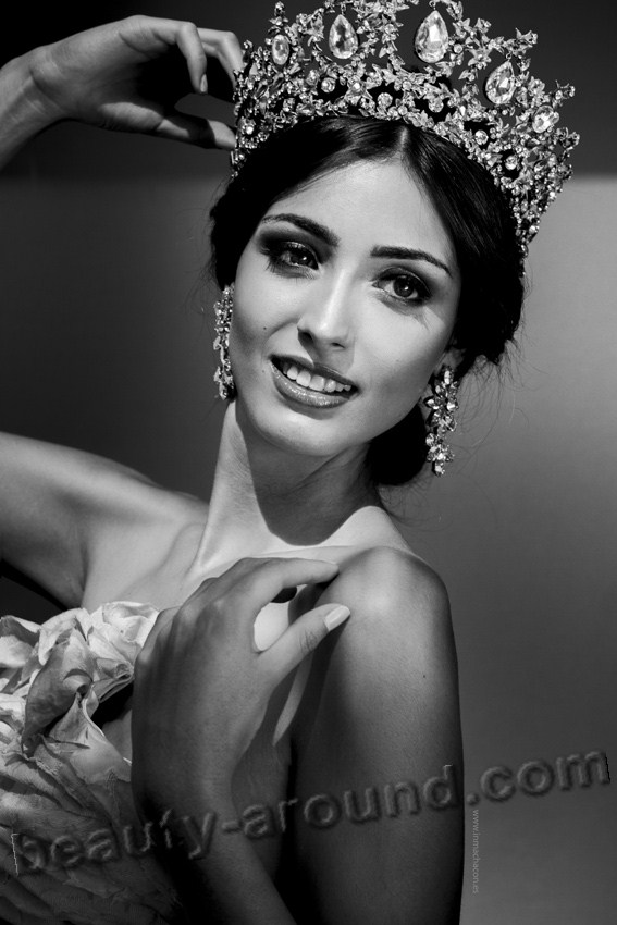 Miss World Spain 2016 Raquel Tejedor photo