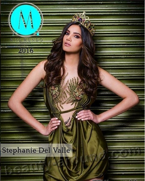 Miss Mundo de Puerto Rico 2016 photo