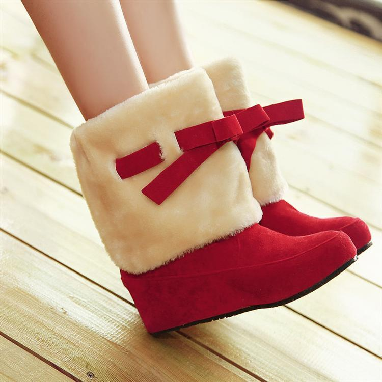 red ugg boots photos