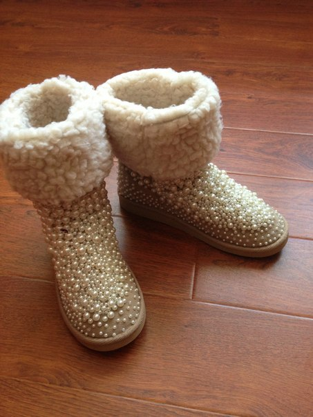 hand made ugg boots photos