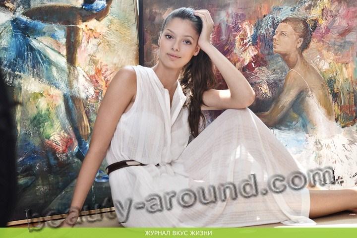 Валерия Дука / Valeriya Duka, фото, молдавская художница, победительница Miss Optica 2012