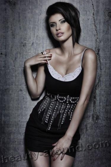 Наталья Барбу / Natalia Barbu популярная молдавская певица, фото