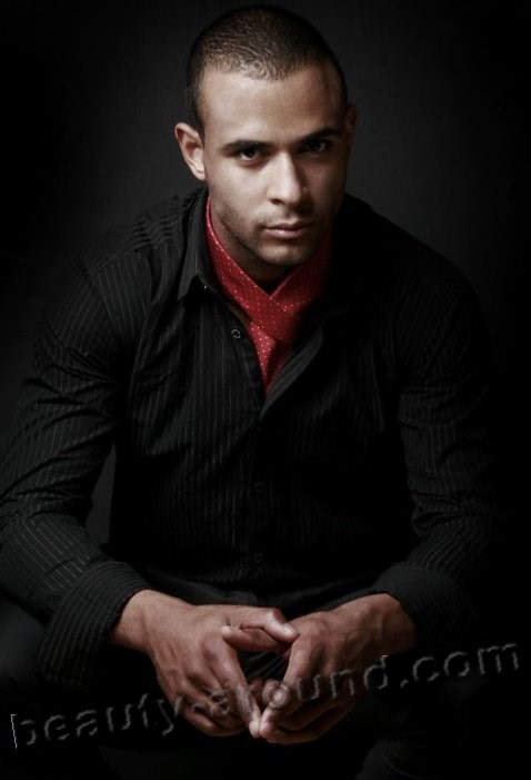 Kamal Ibrahim Mister World 2010  photos
