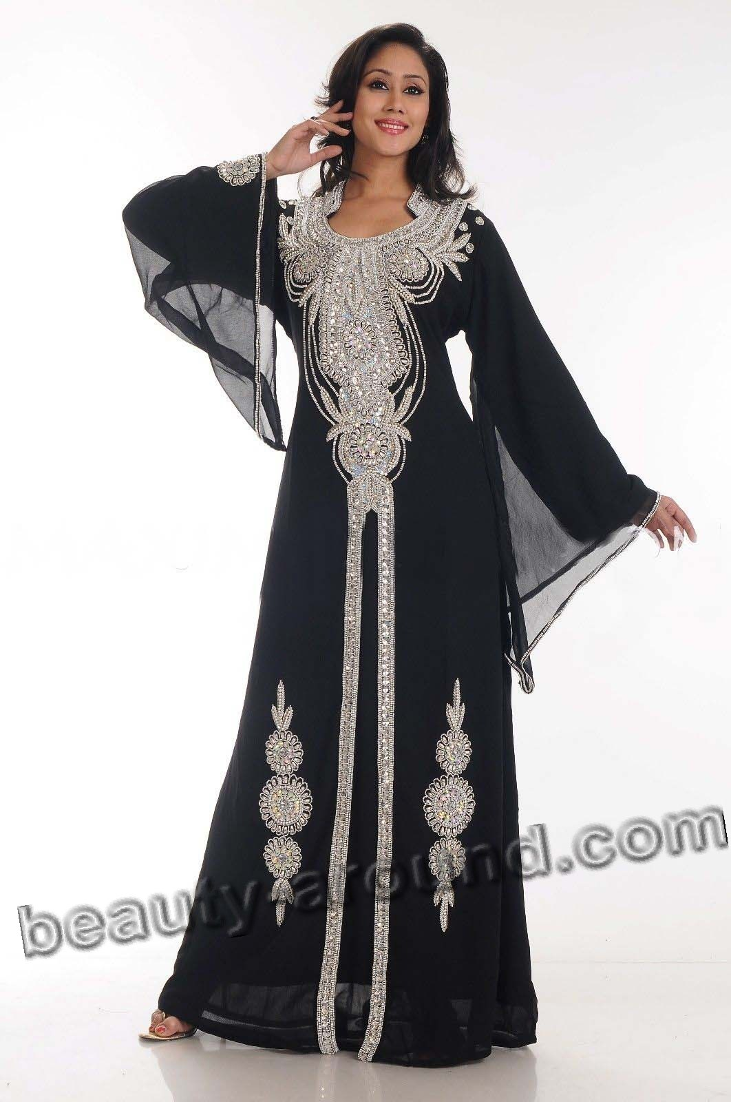 Muslim Women S Dresses Abaya And Caftan 30 Photos