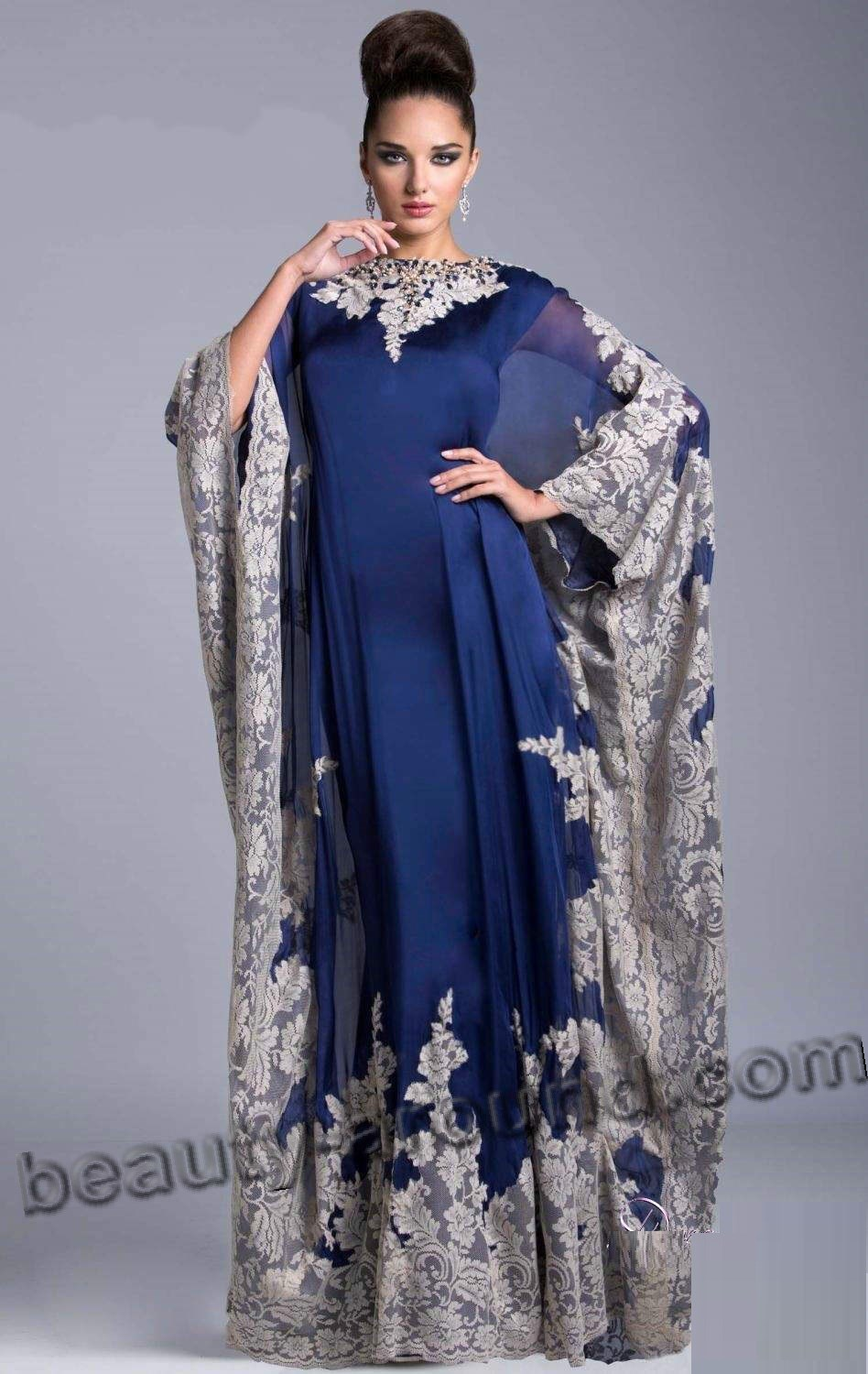 Expensive designer abaya pictures