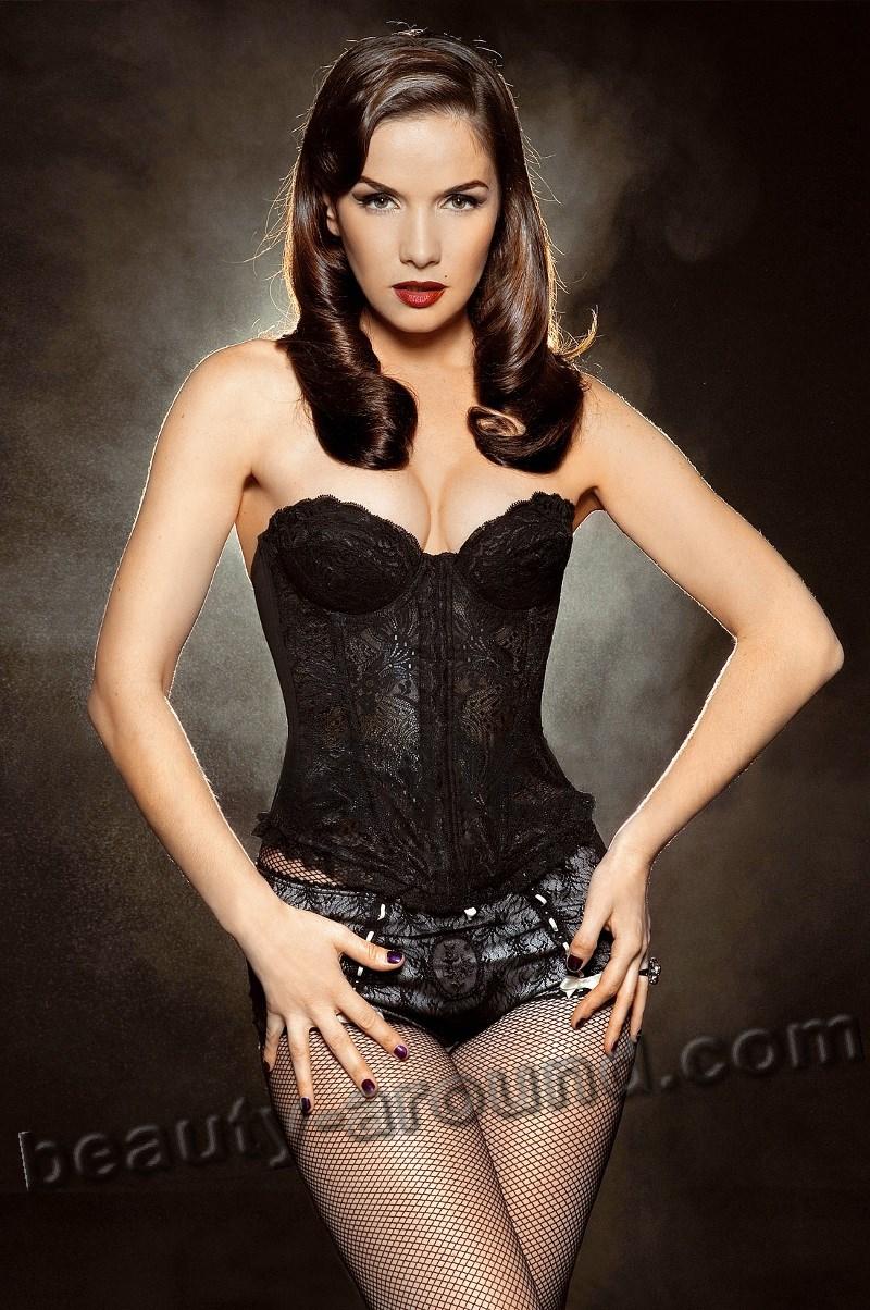 Наталья Орейро сексуальное фото