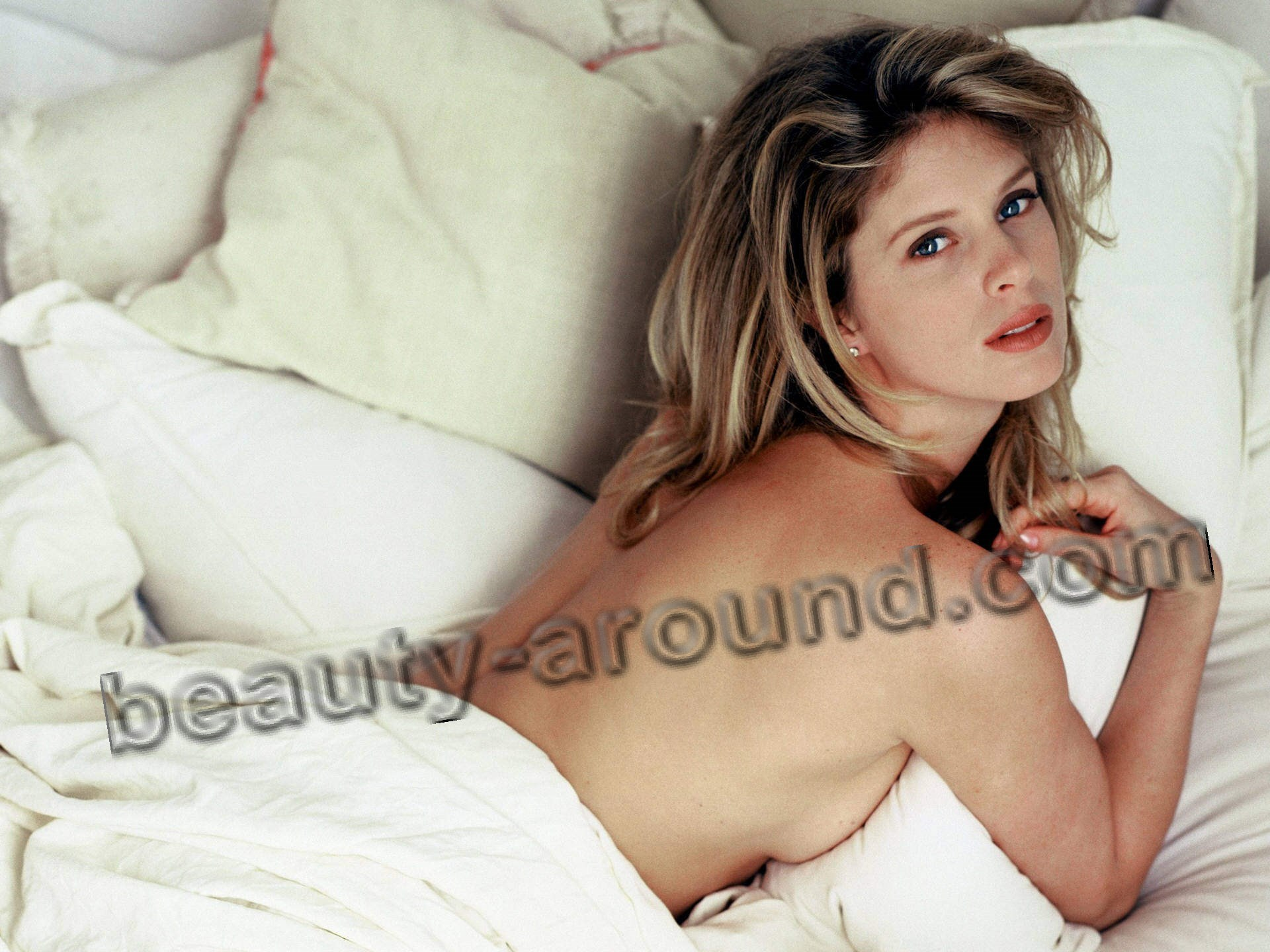 Beautiful New Zealand Women - Rachel Hunter