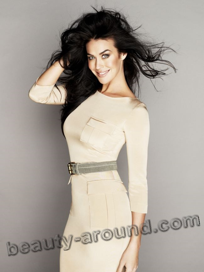Beautiful New Zealand Women - Megan Gale