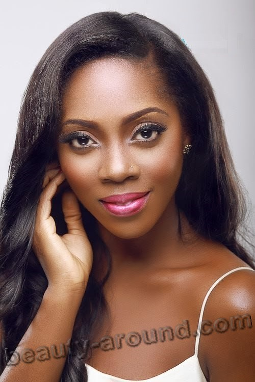 Tiwa Savage Nigerian singer photo