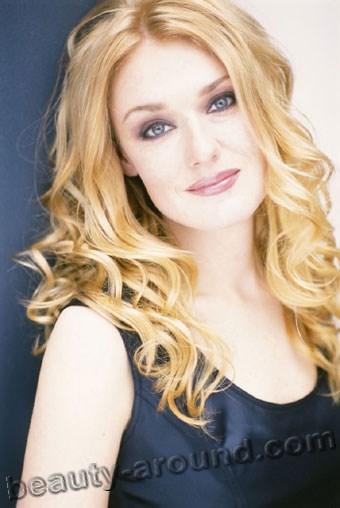 Magdalena Kozena beautiful Czech mezzo-soprano photo