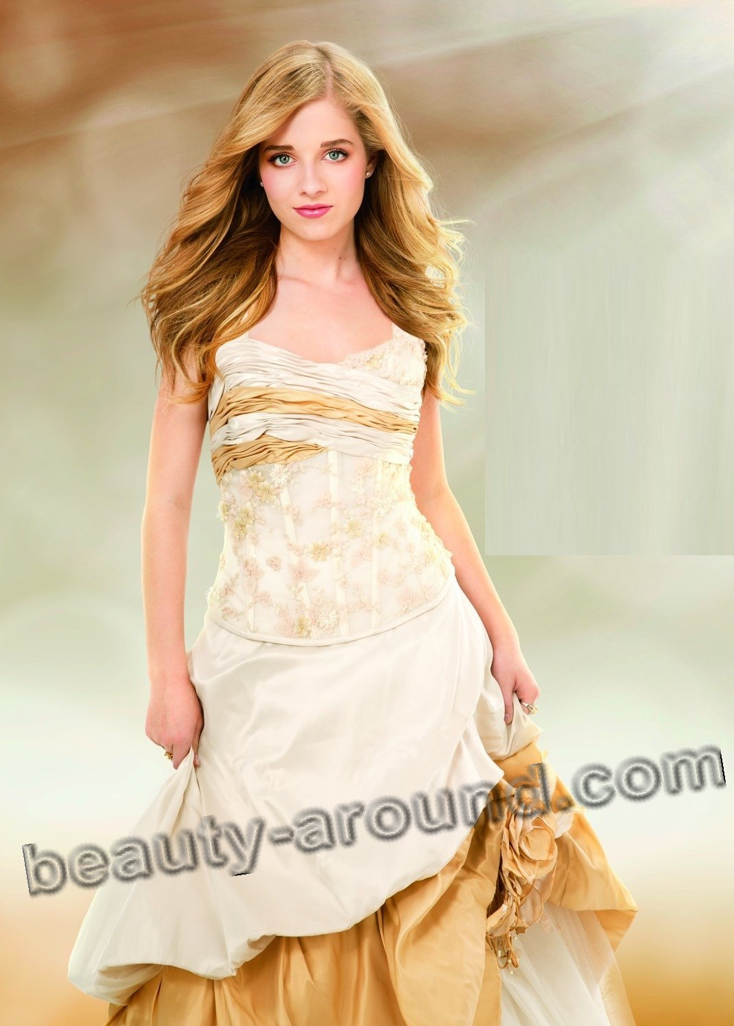 Jackie Evancho American classical crossover singer photo