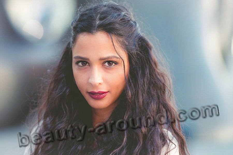 Maisa Abd Elhadi most beautiful Palestinian actress photo
