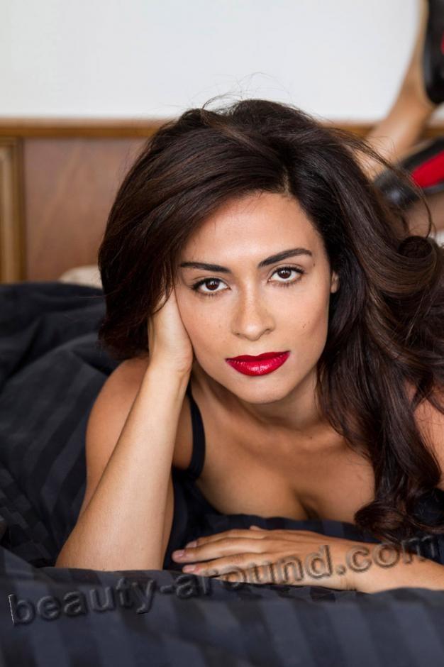 Yasmine Al Massri Lebanese actress photo