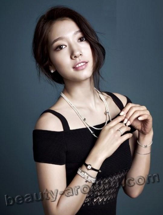 Пак Шин Хе самая красивая корейская актриса фото