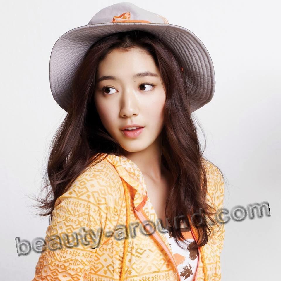 Молельная внешность Park Shin Hye фото
