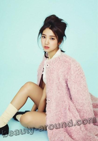 Park Shin Hye с причёской фото