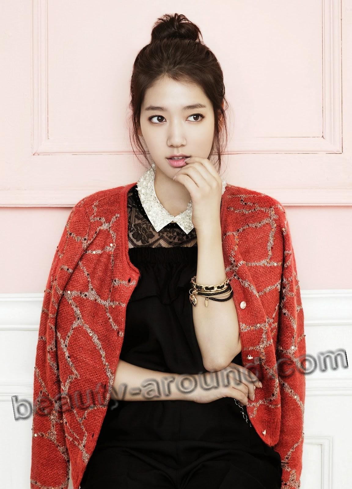 Park Shin Hye красивое фото