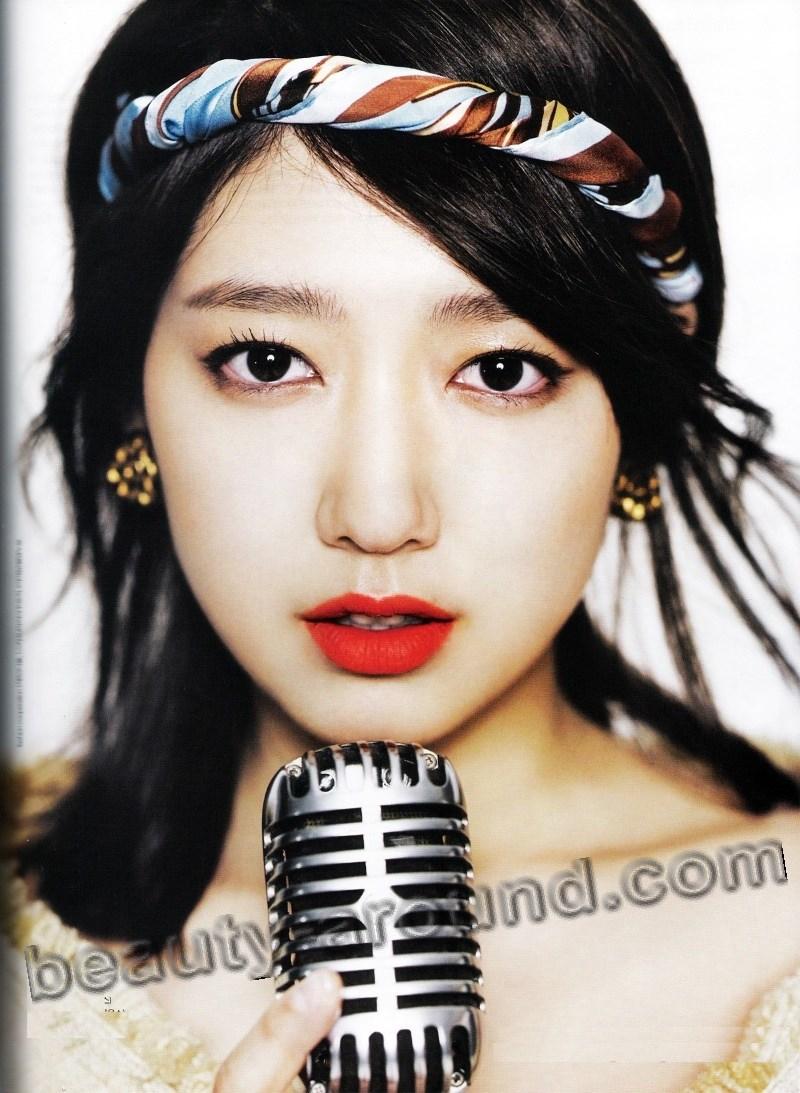 Park Shin Hye popular Korean singer