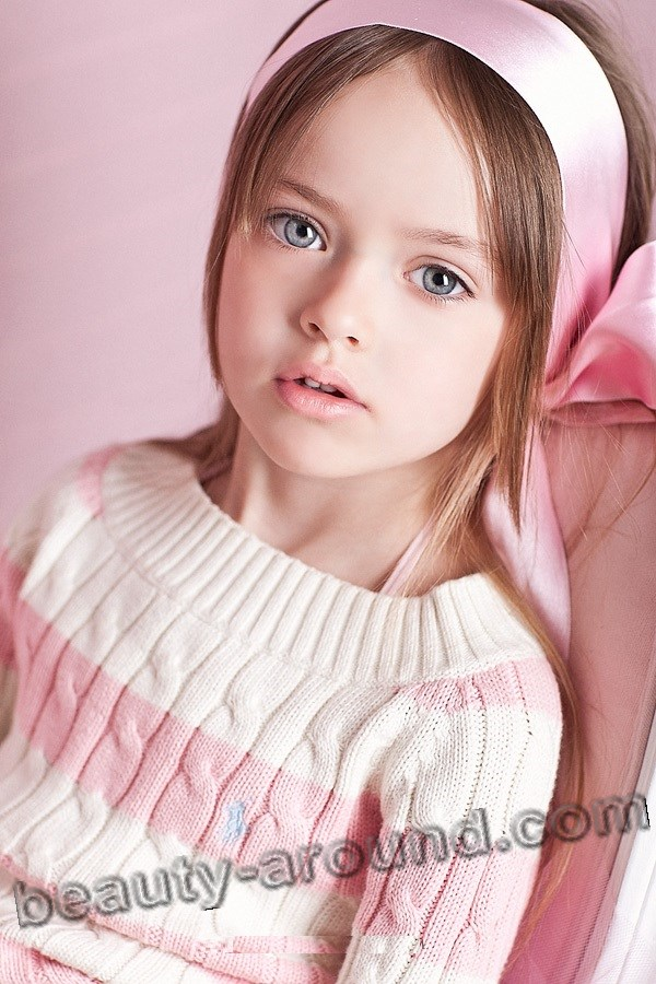 Kristina Pimenova beautiful photo