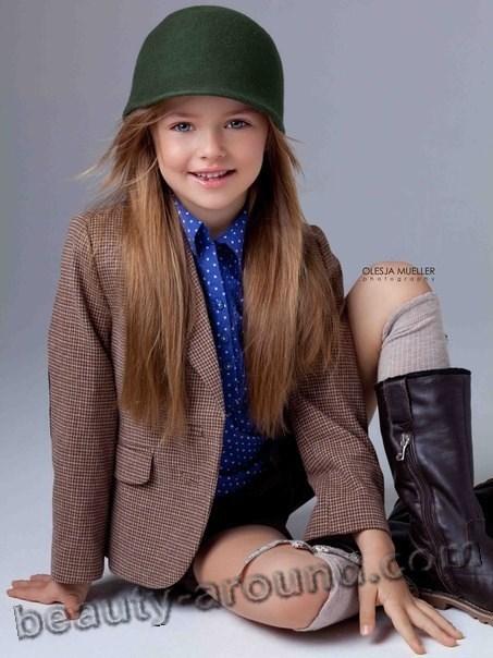 Пименова Кристина фото в рекламе