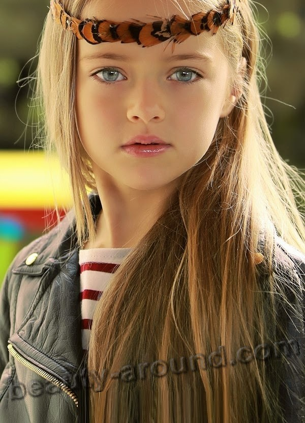 Kristina Pimenova beautiful model of Russia