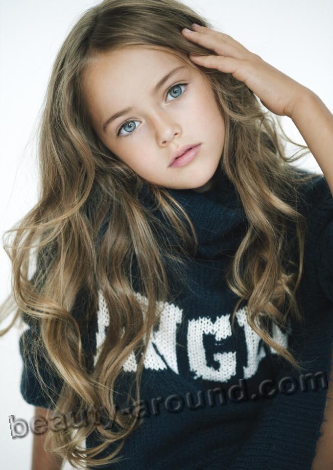 Kristina Pimenova самая фотогиеничная девочка фото