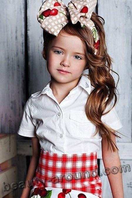 Kristina Pimenova в красивой одежде фото