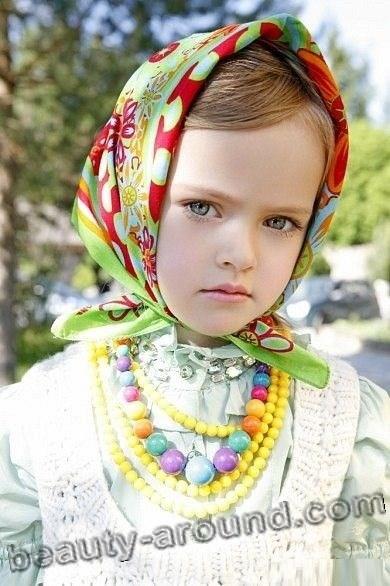 Model Kristina Pimenova photo