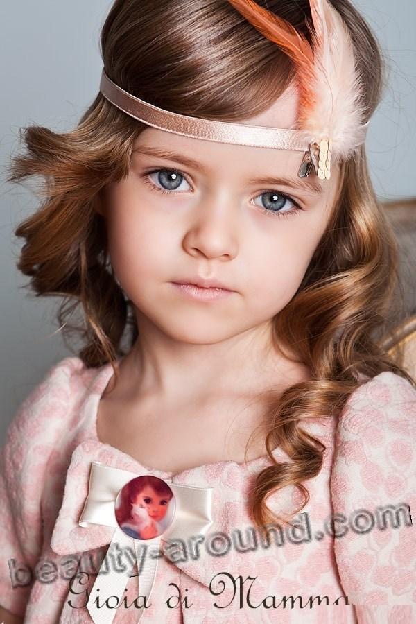 Kristina Pimenova Young Russian Model