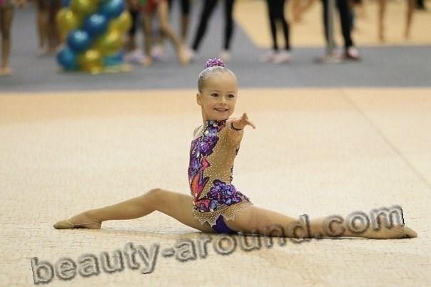 Пименова Кристина в гимнастике фото