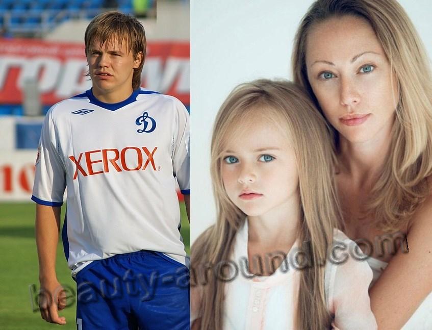 Родители Пименовой Кристины фото