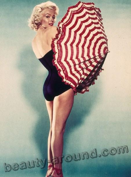 Мэрилин Монро пин-ап модель фото
