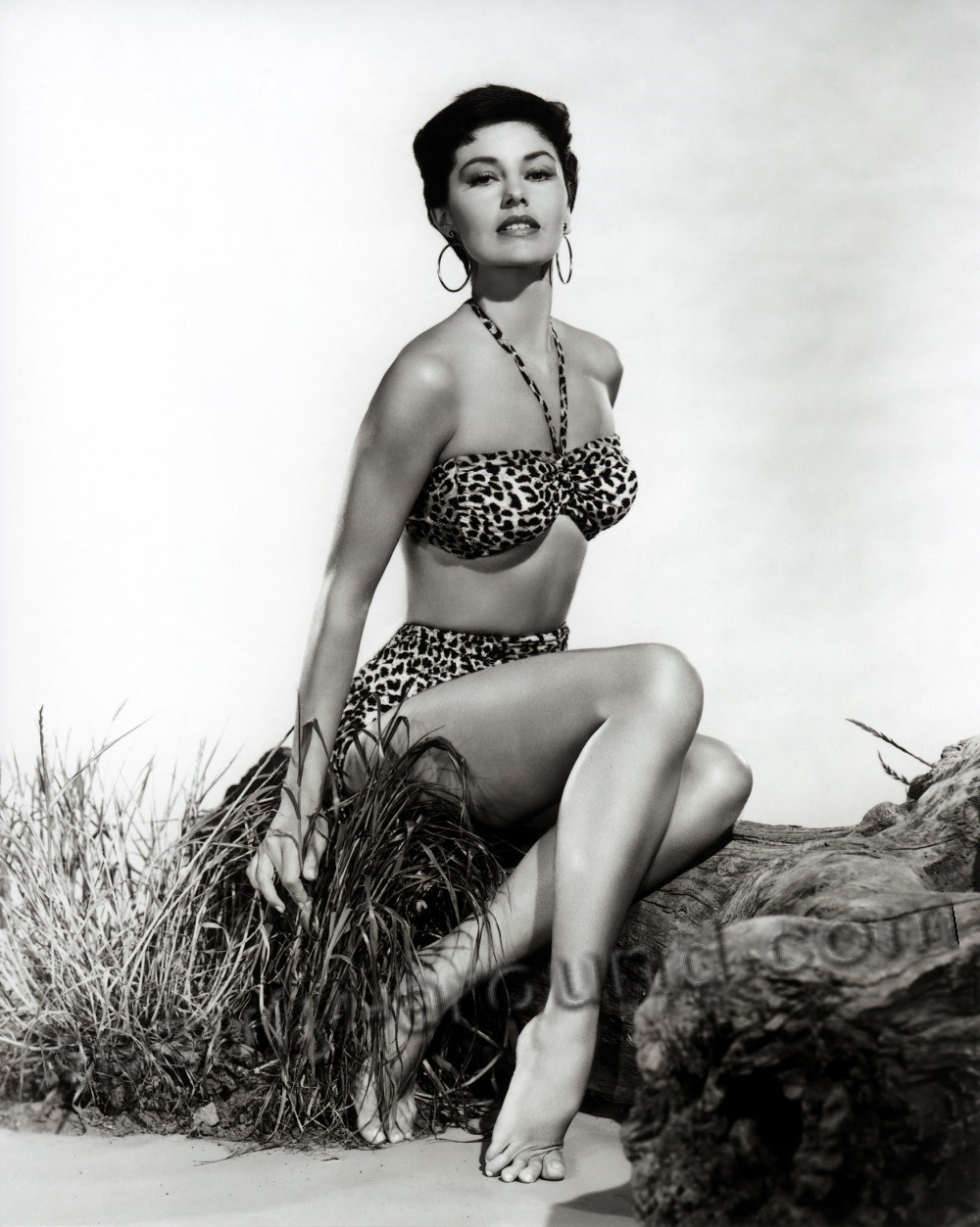 Cyd Charisse an American actress and dancer photo