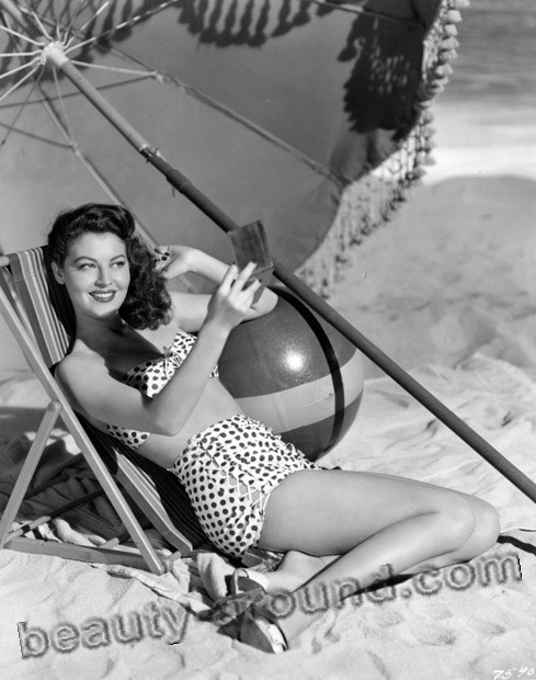Ava Gardner hottest photos