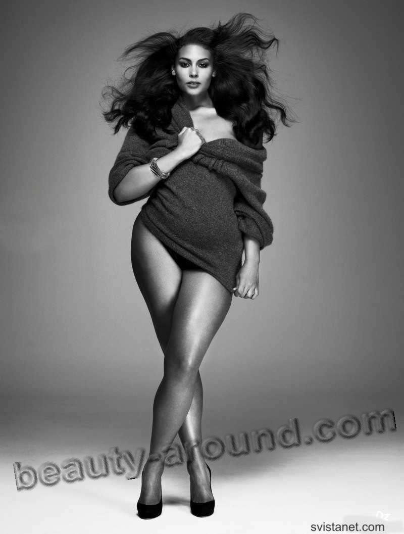 Marquita Pring beautiful plus size figure photo