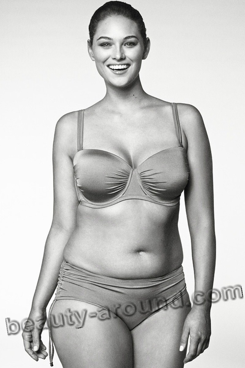 Jennie Runk lingery plus size picture
