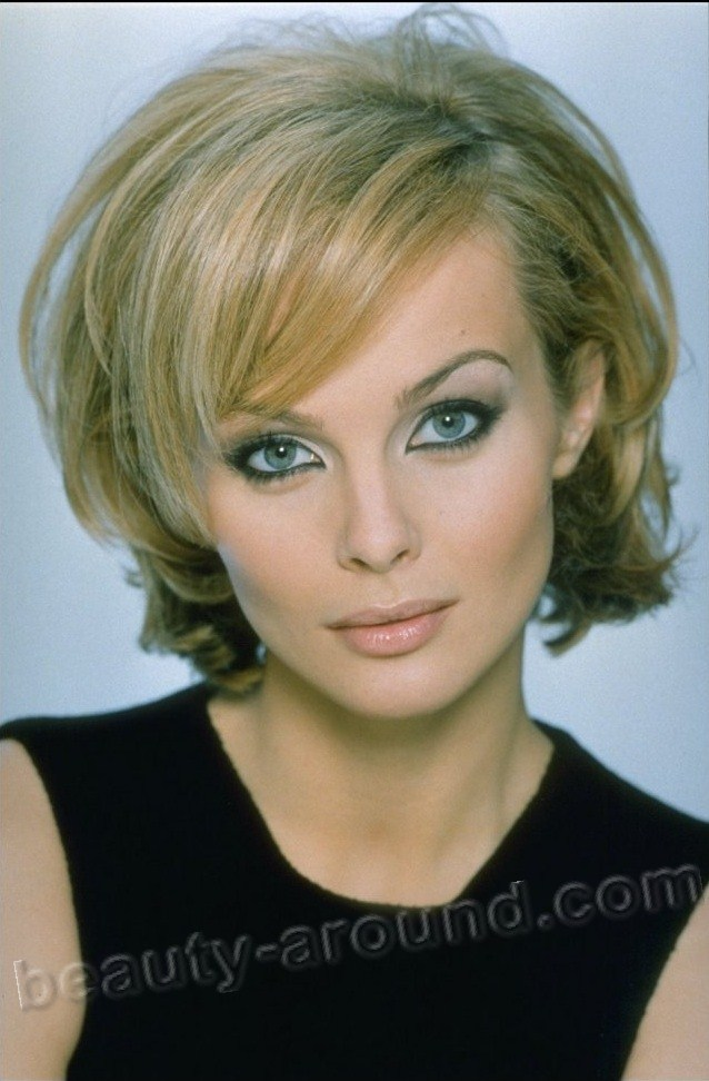 Beautiful Polish Women - Izabella Scorupco Swedish actress of Polish descent