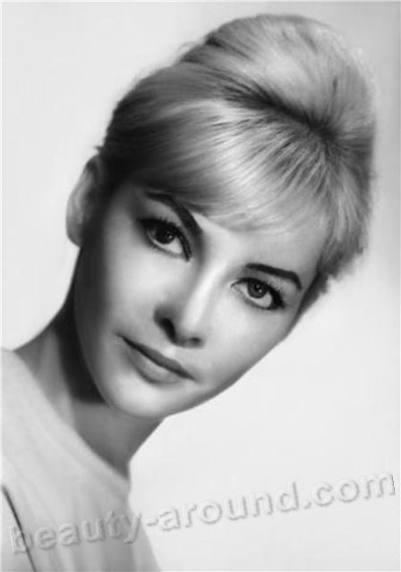 Beautiful Polish Women - Barbara Brylska Polish theater and film actress.