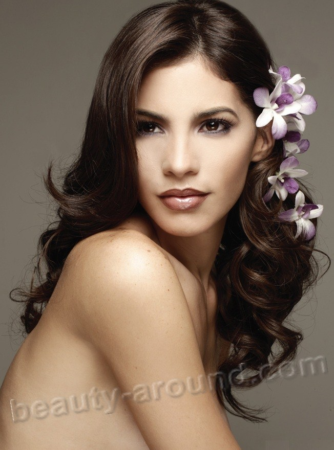 Viviana Ortiz Pastrana Puerto Rican beauty queen photo