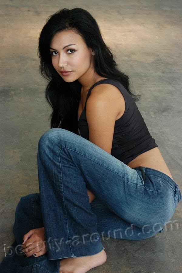 Beautiful Puerto Rican women, Naya Rivera American actress and singer photo