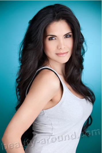 Beautiful Puerto Rican women, Joyce Giraud Puerto Rican actress and model