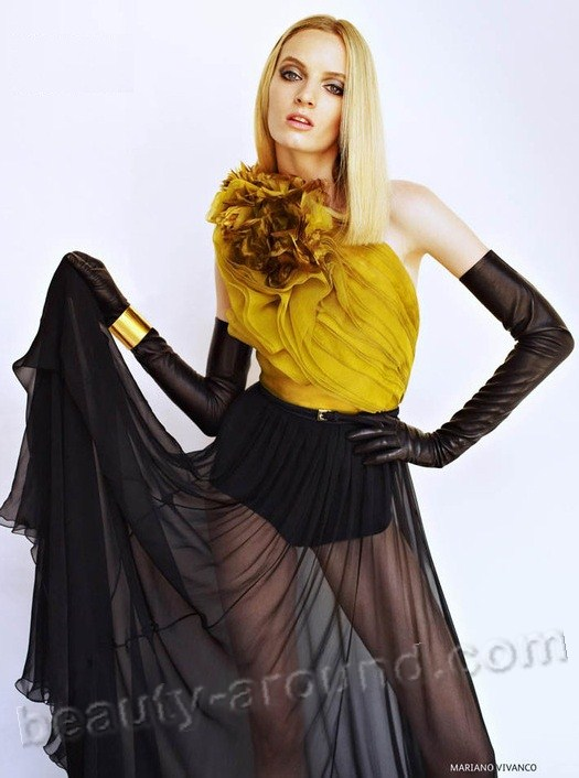 Daria Strokous Most beautiful Russian Model