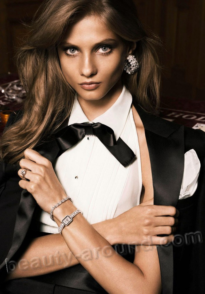 Anna Selezneva Russian top model photos