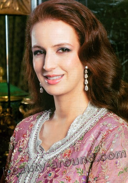 Arabian Princess Lalla Salma of Morocco photo