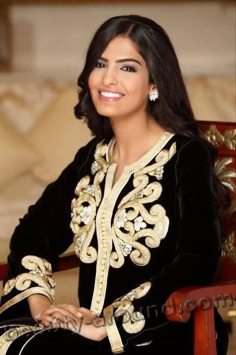 Ameera Al-Taweel Saudi Arabian princess photos