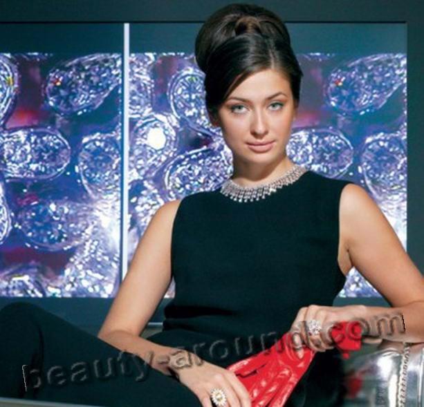 Мария Ситтель фото, ведущая программы «Вести»