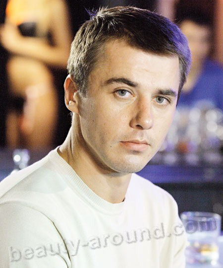Igor Petrenko photo, most handsome russian actors photos